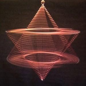 8 pointed merkaba or star tetrahedron