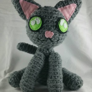 Mini Kitten Plush