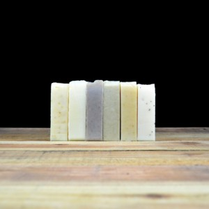 2 Pack- Rosemary Lemongrass Soap, Handmade Soap, All Natural Soap, Cold Process Soap, Essential Oil Soap