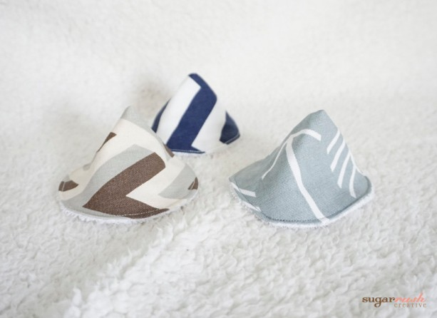 Set of 3 Pee Pee Tepees