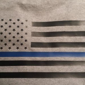 Thin Blue Line Shirt, Unisex, Plus Size Shirt Available, Police Law Enforcement Shirt, Mens Shirts,