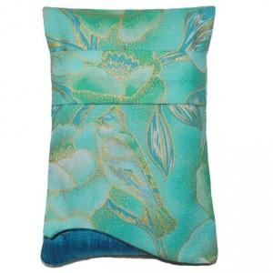 Tarot Bag, Tarot Pouch, Silk Tarot Wrap