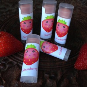 5 pack All Natural Lip Balms  * Organic & Vegan * Gift pack to heal and protect your lips! Variety Pack