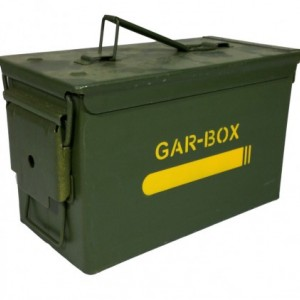 Cigar Humidor  Gar-Box