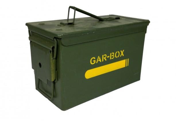 Cigar Humidor  Gar-Box