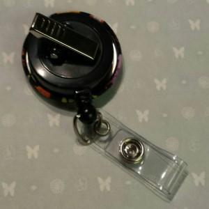 Personalized Chevron Badge Reel