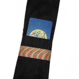 Tarot Bag, Pouch for Tarot Cards, Silk Tarot Wrap