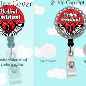 Dental Hygienist Personalized Badge Reel