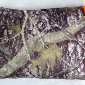 12x16  Pillowcase -  Minky Pillowcase - Travel Pillow - Pillow Cover - Children's Pillowcase - Bedding - Camouflage Pillowcase - True Timber