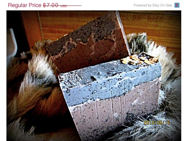 """Feral Man-Second Edition to the """"Women Who Run With The Wolves"""" Inspired Collectors Series Of Soaps."""