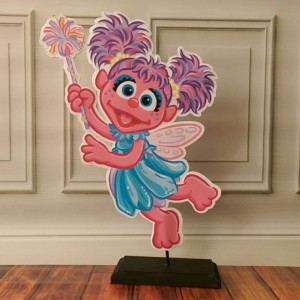 "12"" Abby Cadabby Centerpiece / Decoration"