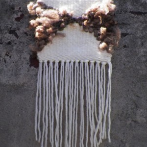 A Handwoven Wall Hanging / Tapestry