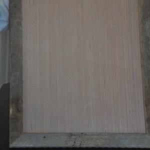 80 Year old Barn Wood Chestnut 11x14 Custom Shadow Box Frame Heart Guest Book Wedding Bridal Supplies
