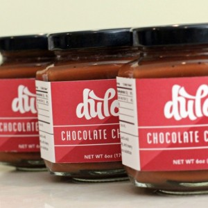 Chocolate Chipotle Dulce de Leche (caramel sauce)