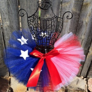 Red White & Blue Tutu, 4th of July Tutu, Homecoming Tutu, Photo Prop, READY TO SHIP, Baby Tutu, Newborn Tutu, Toddler Tutu
