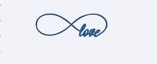 Personalized Infinity Love Car Decal Infinity Symbol Decals Car