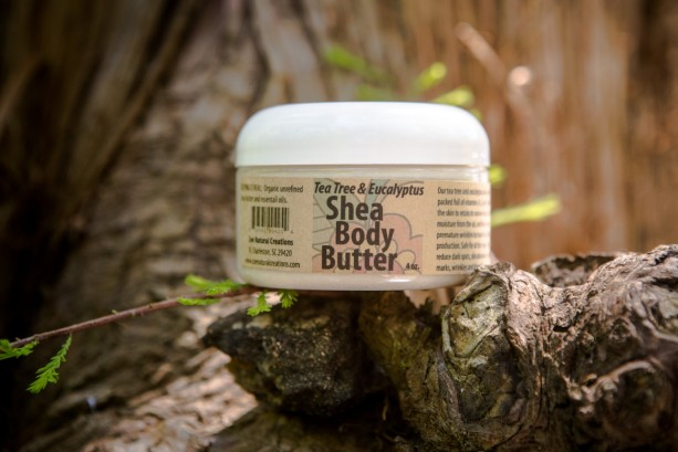 Tea Tree Eucalyptus Shea Butter