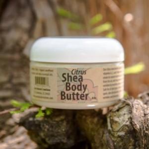 Citrus Shea Butter