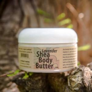 Lavender Shea Butter