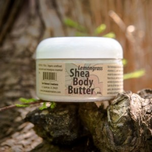Lemongrass Shea Butter