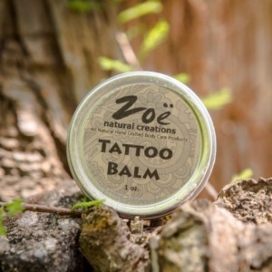 Tatoo Balm 1 oz tin