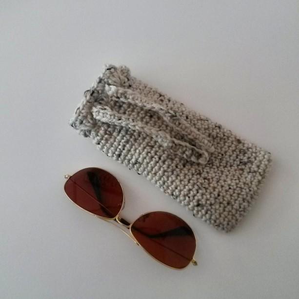 Aran Sunglasses Pouch/Case