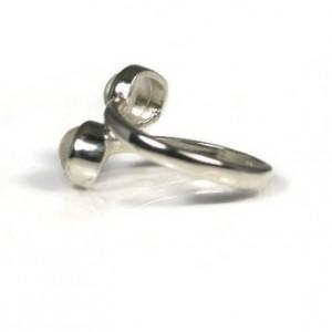 Garnet Ring, Multistone Ring, Birthstone Ring, Healing Ring, Statement Ring, Stackable Ring, Gemstone Ring, Promise Ring, Adjustable Ring