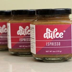 Espresso Dulce de Leche Trio (caramel sauce)