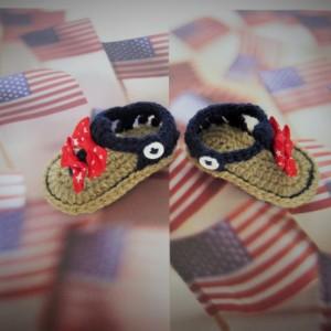 Baby sandals, crochet baby sandals, crochet sandals, baby crochet sandals, blue sandals, girls sandals, girls crochet sandals, flip flop