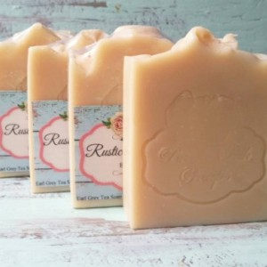 Earl Grey Scented Artisan Soap