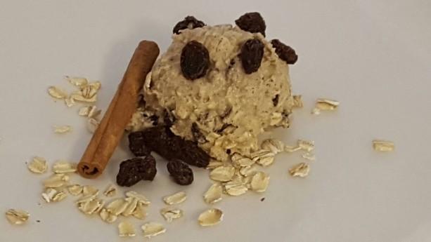 Edible Oatmeal Raisin Cookie Dough /  gift / fun unique present