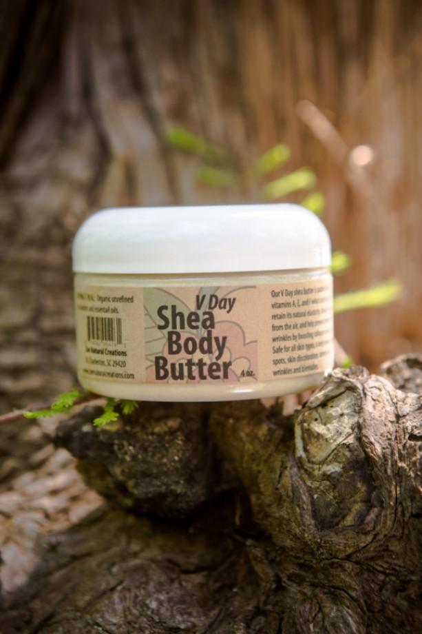 V Day Shea Butter