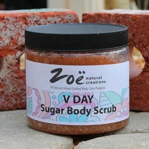 V Day Sugar Body Scrub