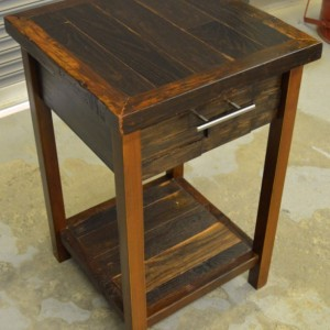 "Night Stand, ""Country Home Decor"", Rustic Home Decor, End Table, ""FREE SHIPPING"""
