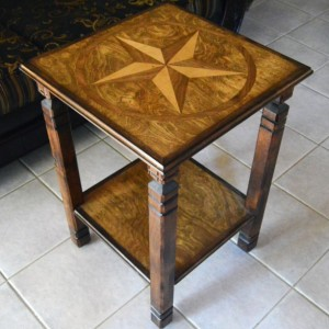 "Country home decor, ""Rustic home decor"", End table or Night stand ""FREE SHIPPING""..."
