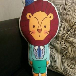 Mariachi Lion Plush, Stuffed Lion, Lion Plush, Plushies, Lion King Plush, Kawaii Plush