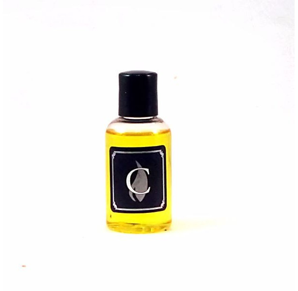 MYSTERIOUS - Lavender and Amber Fragrance oil, 2 oz bottle