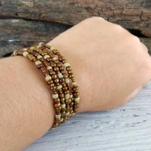 Simple Boho Bracelet-Boho Jewelry-Bracelet-Bohemian Bracelet-Beaded Bracelet-Jewelry-Boho Bracelets-Bohemian-Gypsy Bracelet-Simple Bracelet