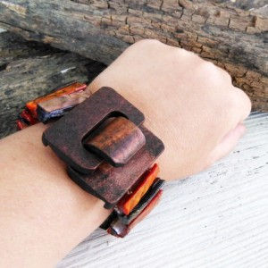 Boho Chic Bracelet-Boho Jewelry-Bracelet-Bohemian Style Bracelet-Gypsy Bracelet-Simple Bracelet-Hippie Bracelet-Tribal Bracelet-Wrap Boho