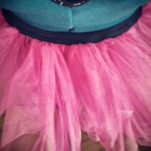 Great Value Pink Running TuTu