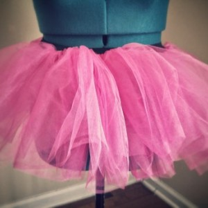 Great Value Pink Running TuTu