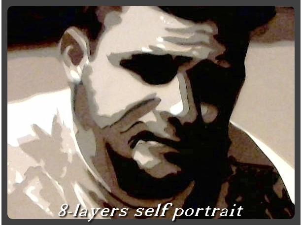 3d realistic paper art