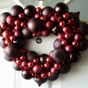 Valentines Day or I Love You Wreath
