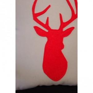Decorative Deer Pillow