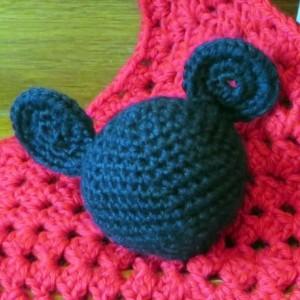 Mickey Mouse Snuggle Buddy