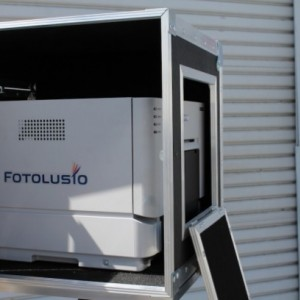 Photo Cube Portable photo booth