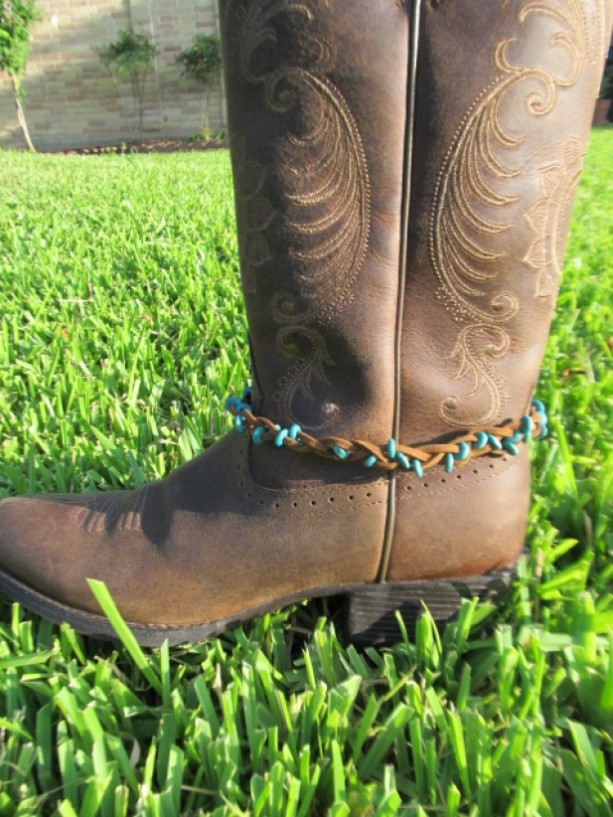 Country Blue Boot Jewelry *35% off* (Was $25)