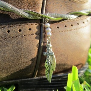 On Wings as Eagles Charmed Boot Jewelry *30% off* (Was $35)