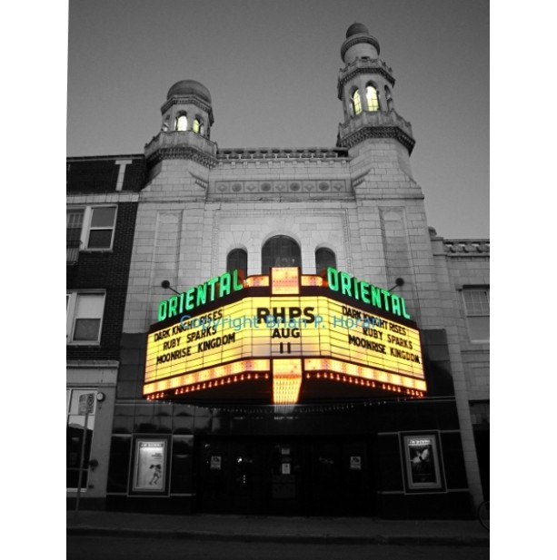 Nostalgic Series Oriental Theater