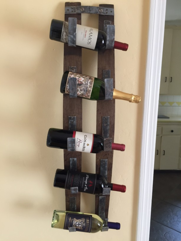 wine barrel rack perth racks for sale rustic wall mount bottle holder plans